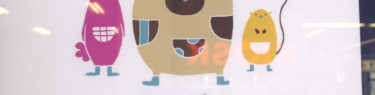 幼稚園キャラクター